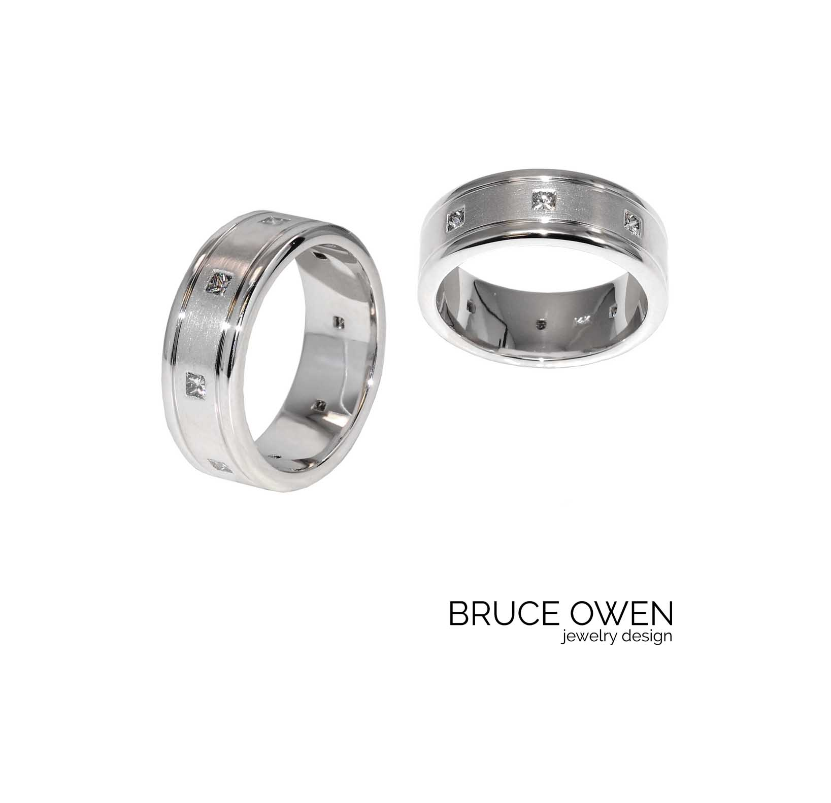 Gents - Bruce Owen Jewelry & Design